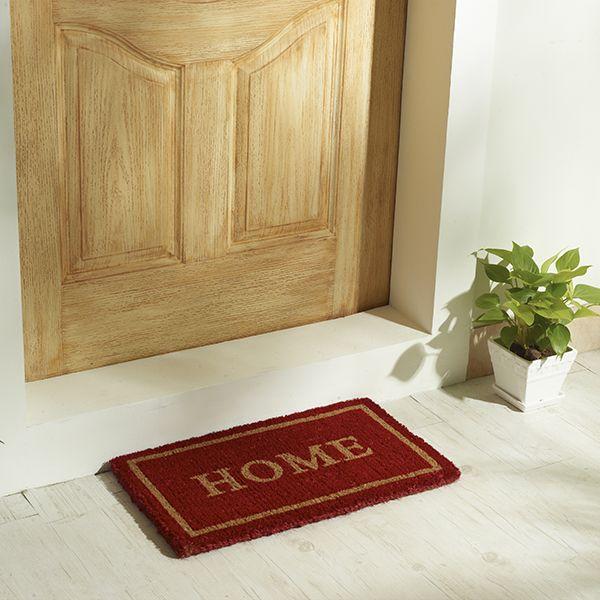 natural coir door mat online