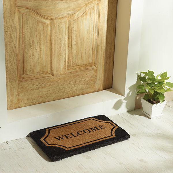 buy natural door mat online